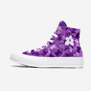 NEW CONVERSE GOLF LE FLEUR CHUCK 70 QUILTED